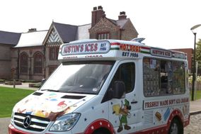 Austins Ices - Ice Cream Van