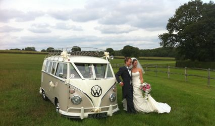 VW Wedding Wheels