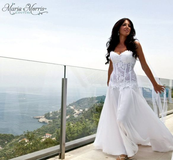 Stockport Wedding Dresses Outlet: Maria Morris Couture