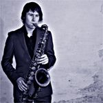 On Saxophone