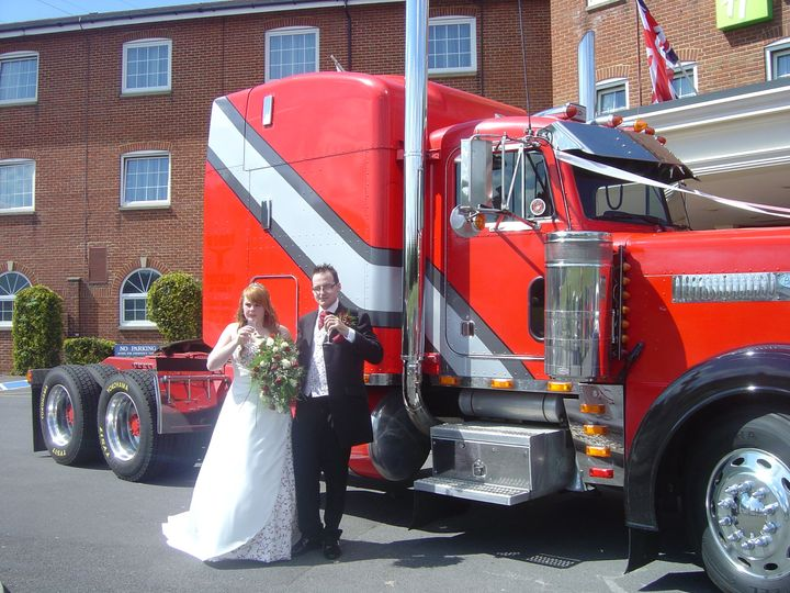 Wedding in Kettering