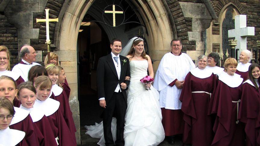 Lloyd Morgan Wedding Video - Church Ceremony