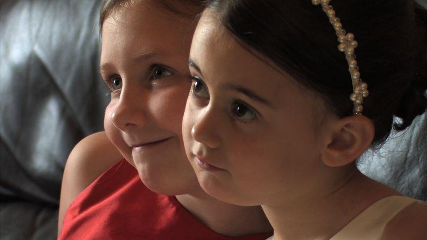 Wedding Videos Dorset - Flower Girls