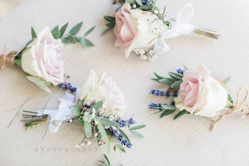 Sweet buttonholes