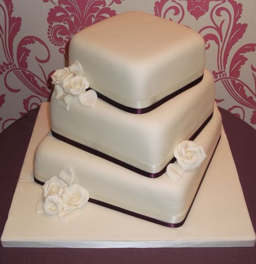 Wedding Cakes Clitheroe