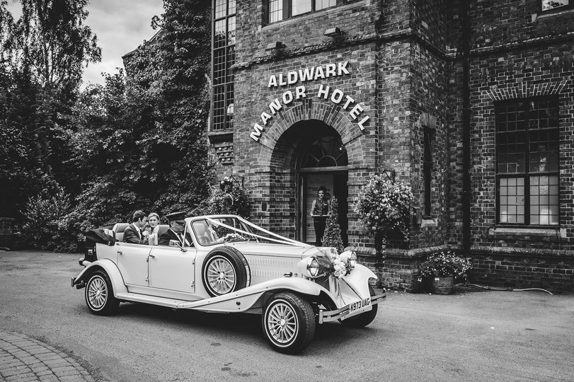 Wedding Car Hire Halifax
