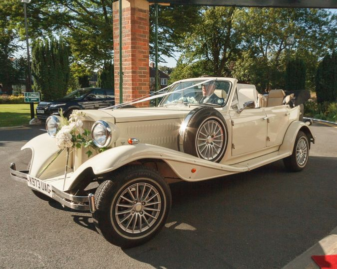 Beauford at the Marriott, York