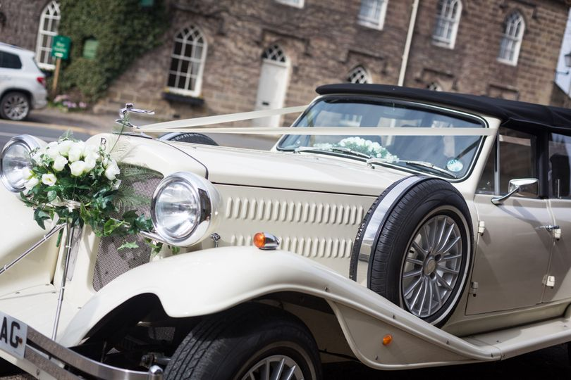 Beauford at Ripley Castle