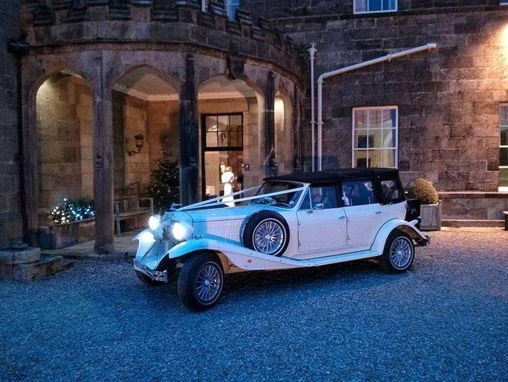 The Wedding Car Hire company Ltd