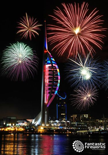 Portsmouth New Years