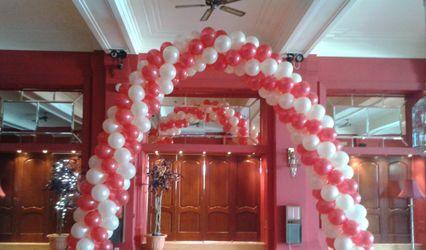 Partini Balloons