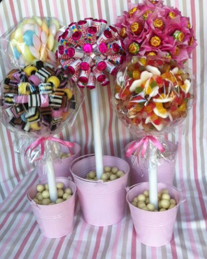Many sweet trees available