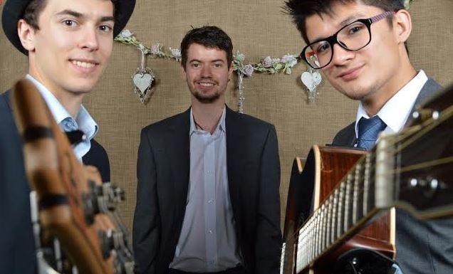 Matt Callanan and the Gentleman's Groove Band