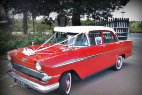 Classic Retro Wedding Car Hire