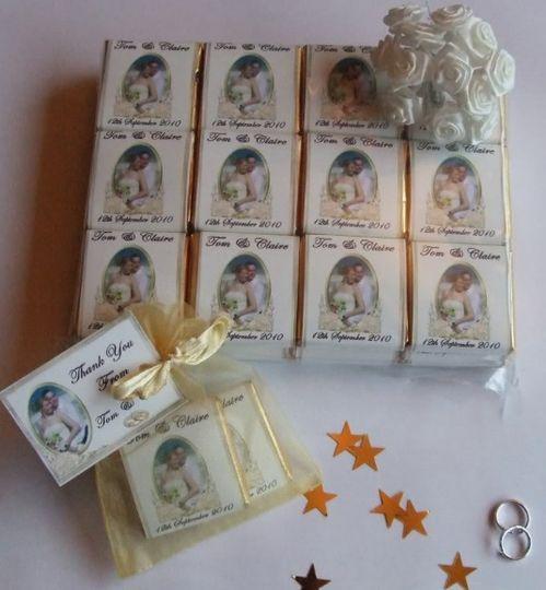 Wedding Chocolates and More