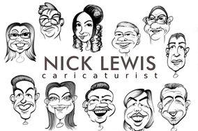 Nick Lewis Caricatures