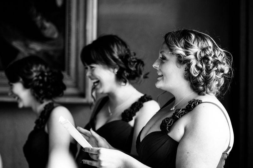 Bridesmaids' speech