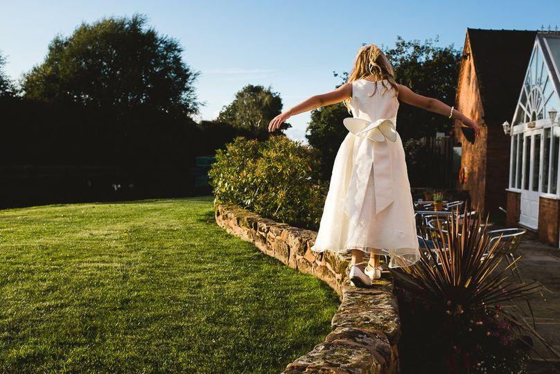 Bridesmaid balance