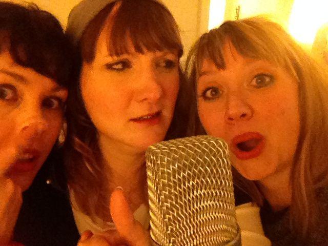 Recording shenanigans