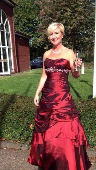 Model Rachel Utopia dress