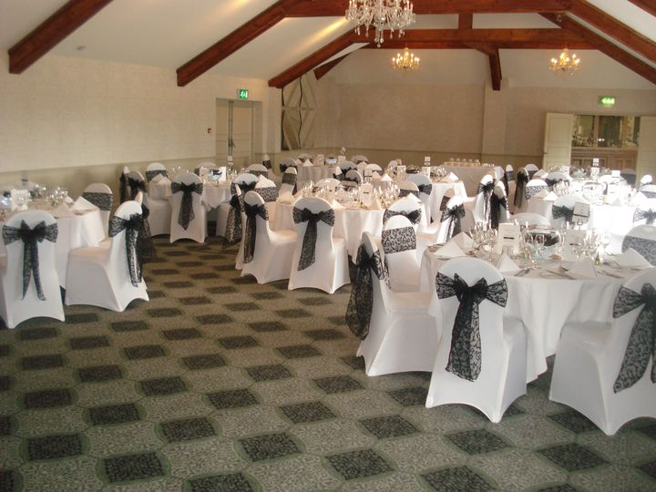 Chair Cover Hire  Pattern Sash