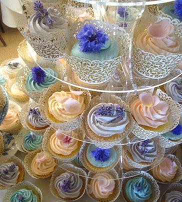 Cupcake colour theme