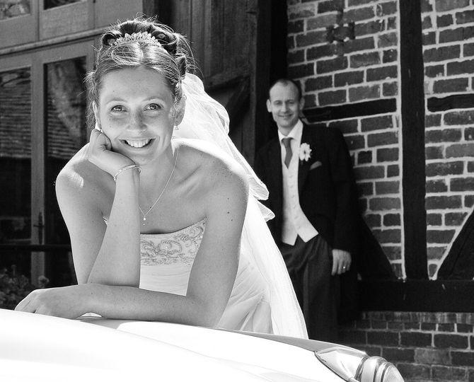 Hundred House Hotel wedding