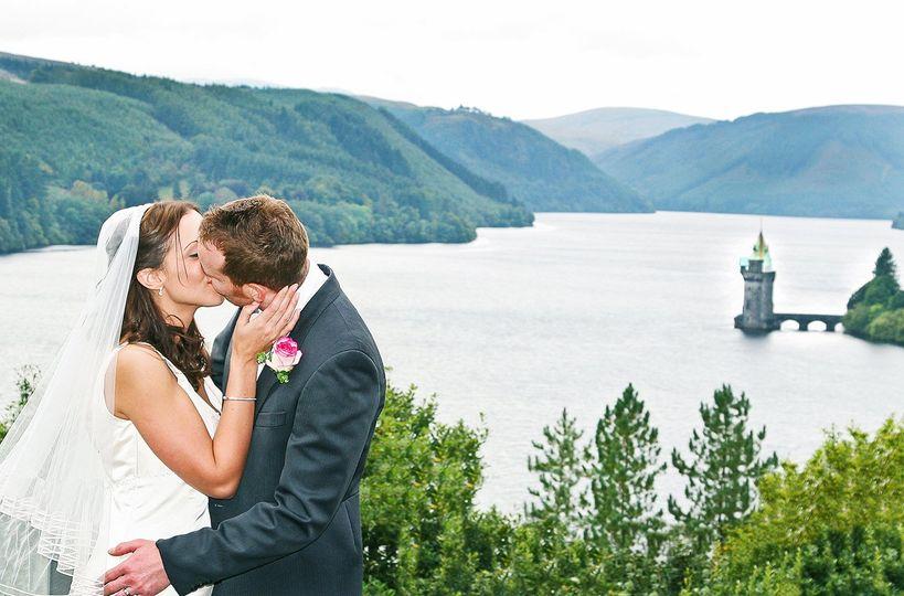 Wedding Lake Vernwy