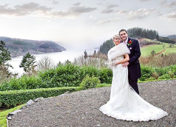 Lake Vernwy wedding