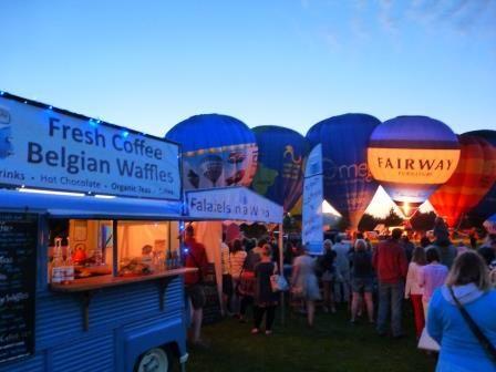 Festival falafels