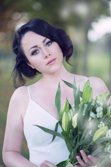 Bride Justina