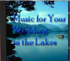 Order your complimentary wedding demo CD