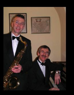 With Martin Skyrme on Sax and Flute