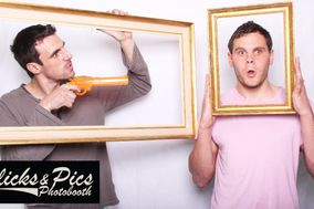 Clicks and Pics Photobooth