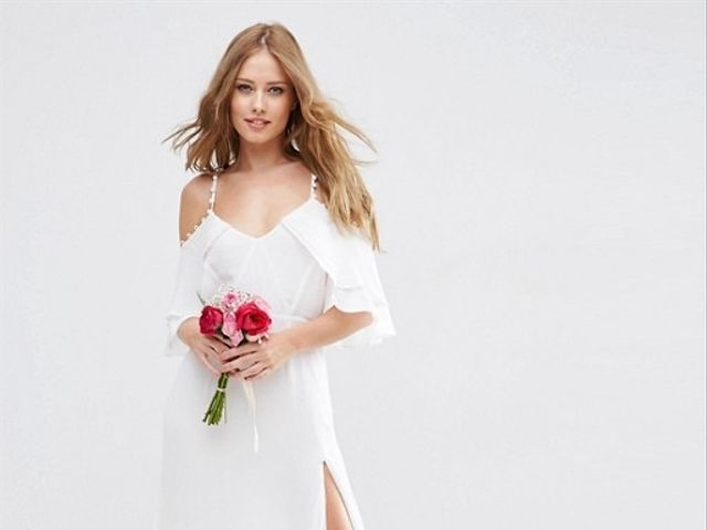 25 High Street Wedding Dresses for Every Type of Bride
