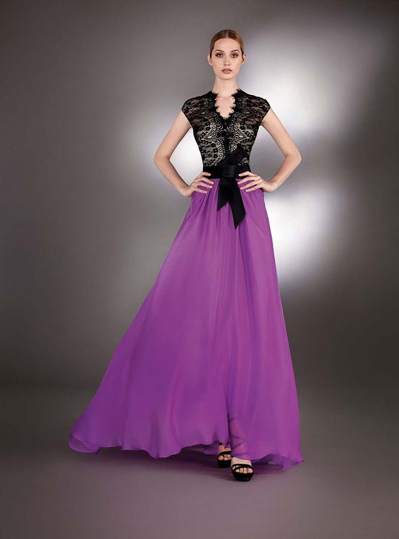25 pretty purple bridesmaid dresses