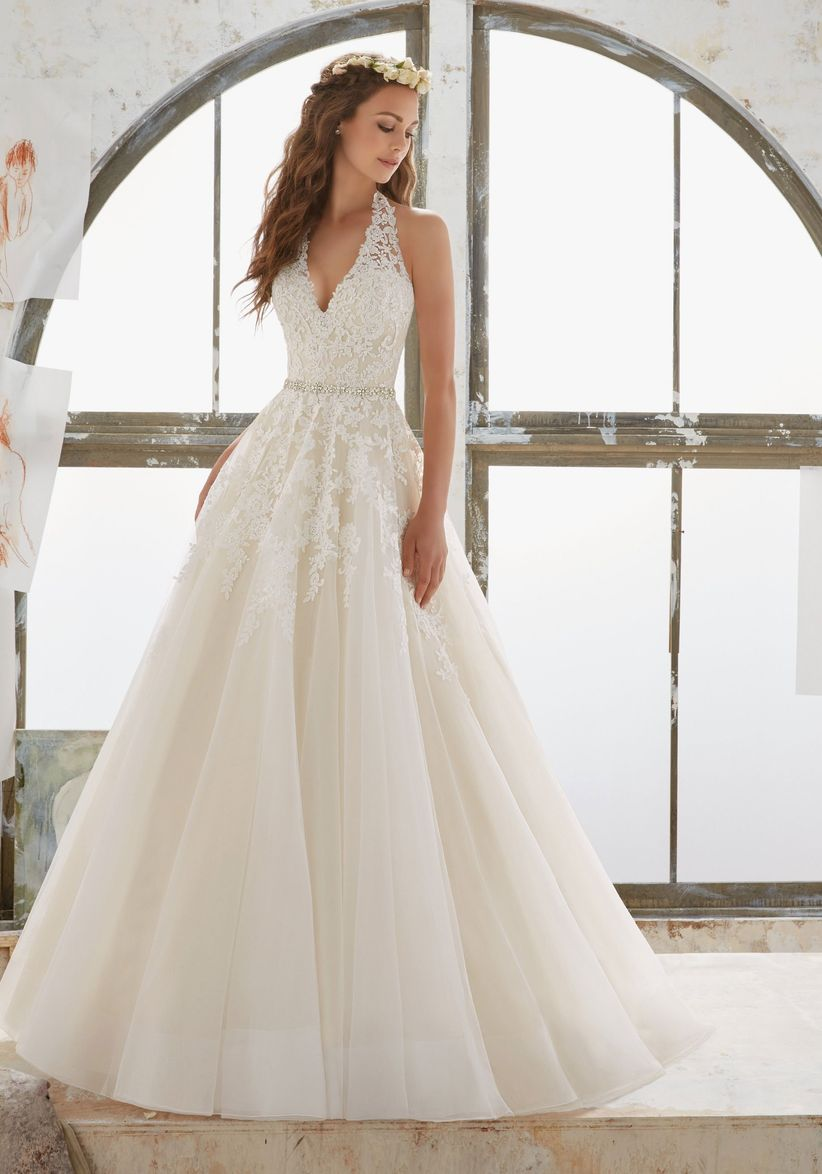 e3a1749838d3 Wedding Dresses For Petite Brides With Large Bust