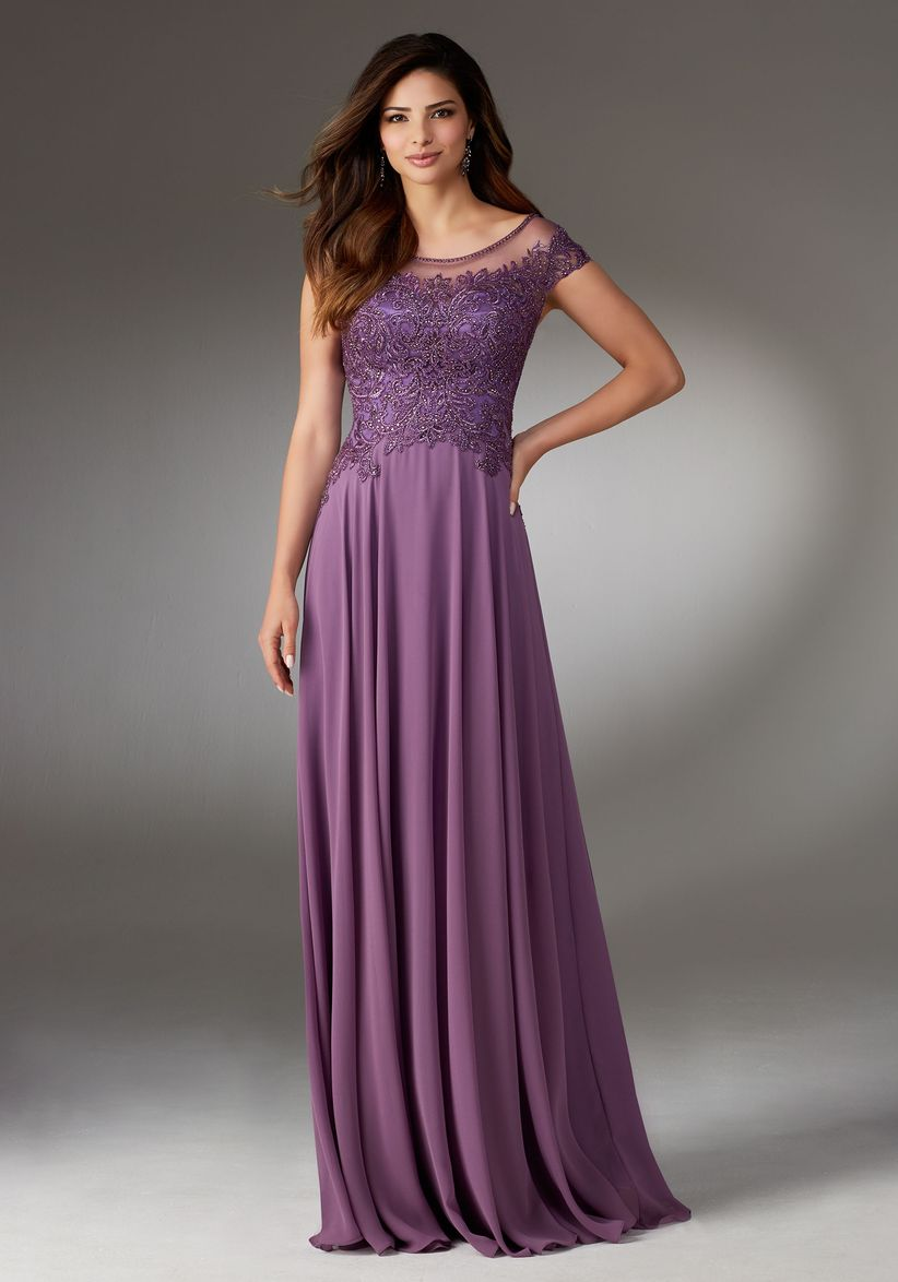 25 pretty purple bridesmaid dresses