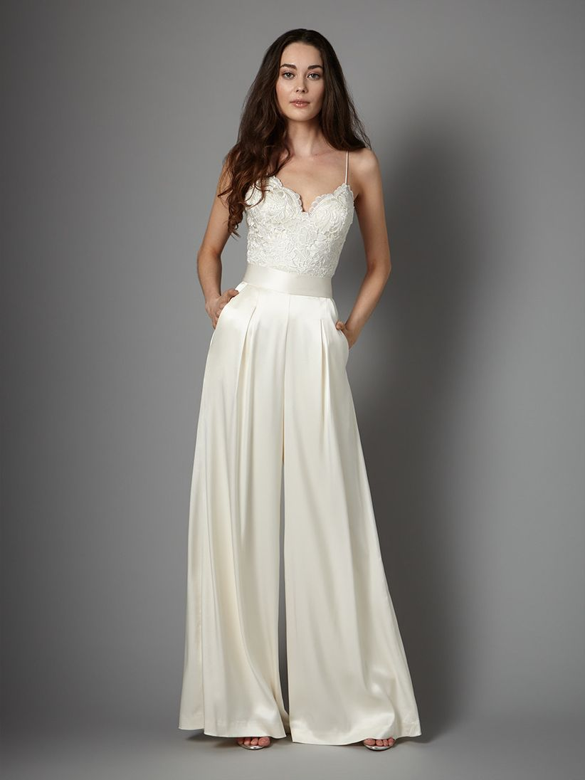 5 Alternative Wedding Dresses for the Unconventional Bride