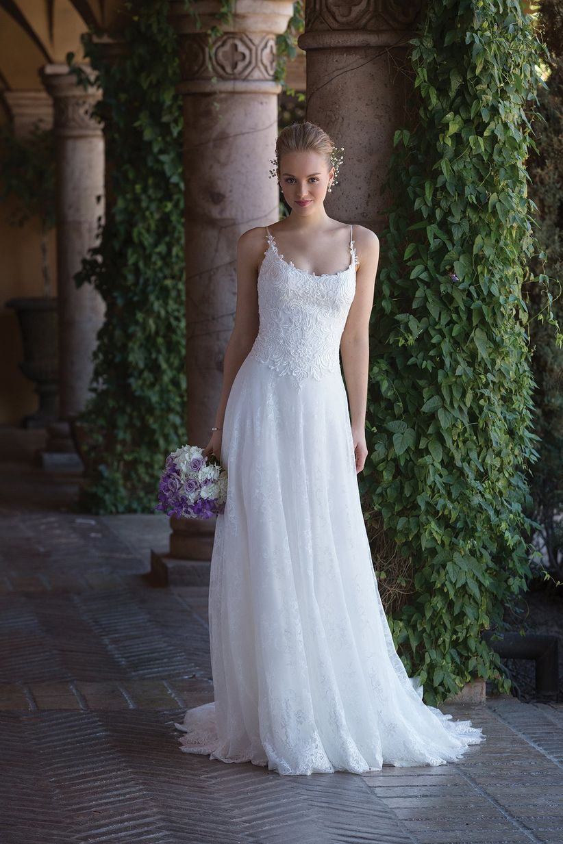 15 Wedding Dress Necklines You Need To Know