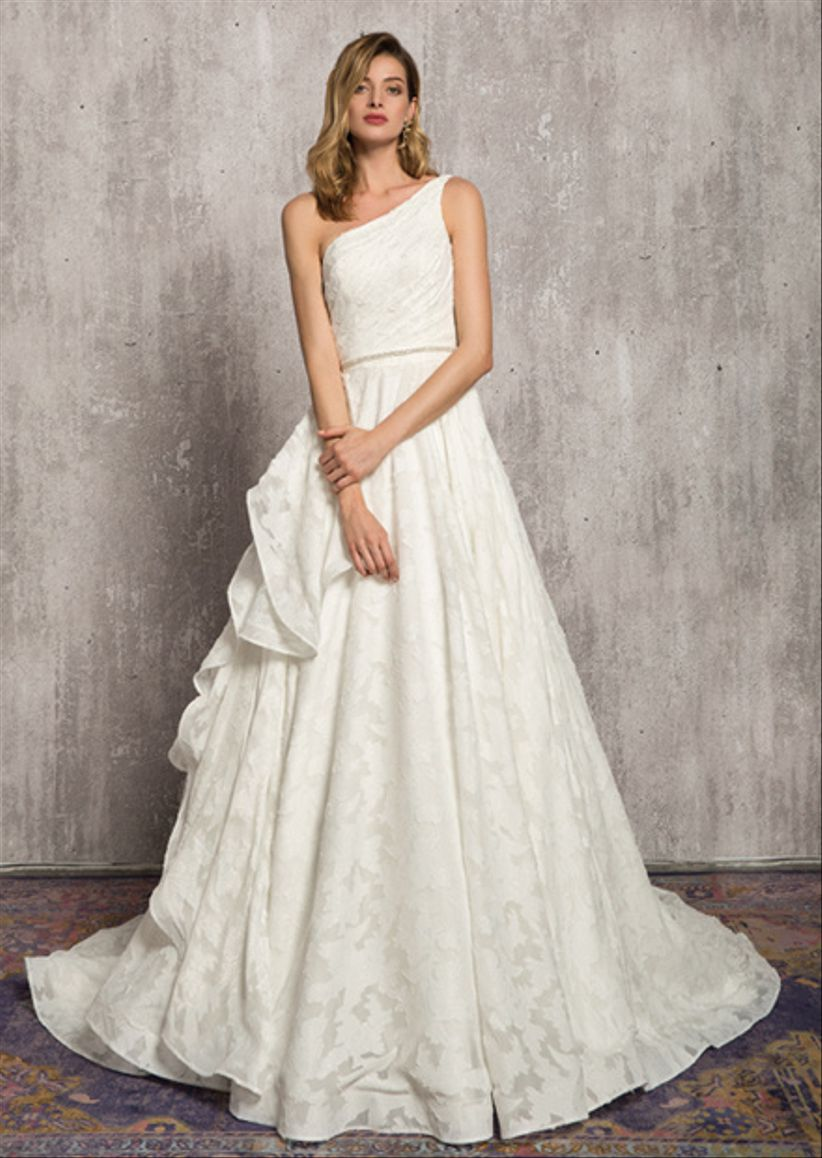9b393eaa6be 15 Wedding Dress Necklines You Need to Know