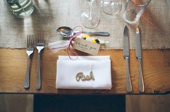 5 Unusual favour ideas to surprise your guests