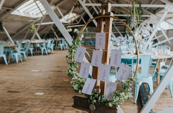 Your Essential Guide to Wedding Table Plans