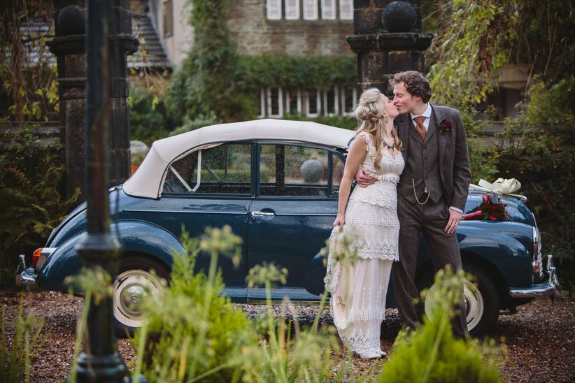 Your Essential Guide to Wedding Transportation