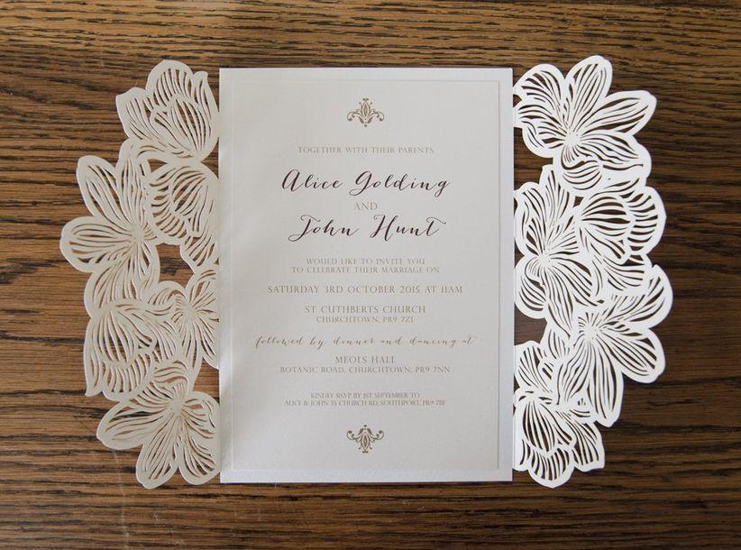 23 Rustic Wedding Invitations You Ll Love