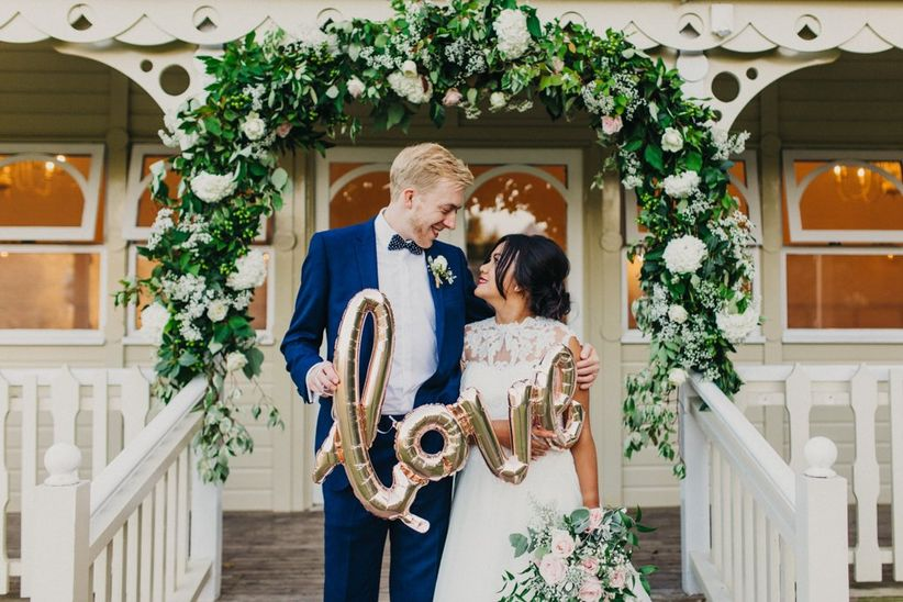 your guide to creating a wedding budget