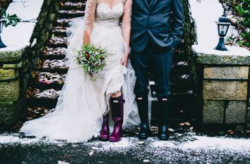 22 Steal-Worthy Winter Wedding Ideas