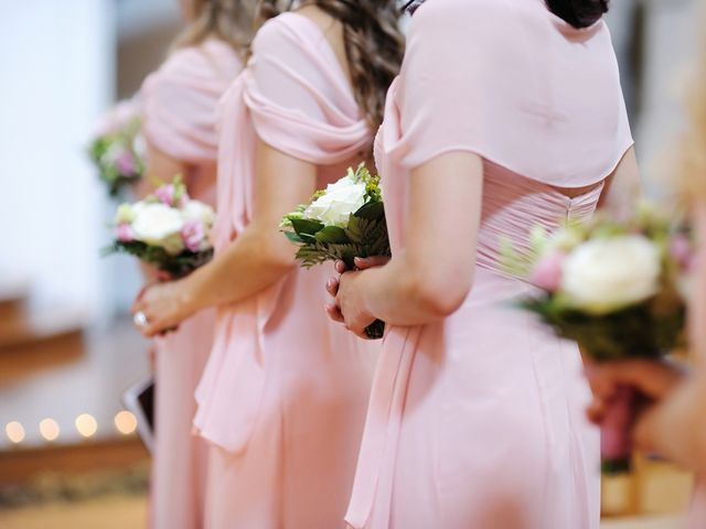 30 Lovely Pink Bridesmaid Dresses