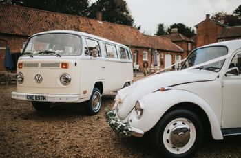6 Gorgeous Ways to Decorate Your Wedding Car