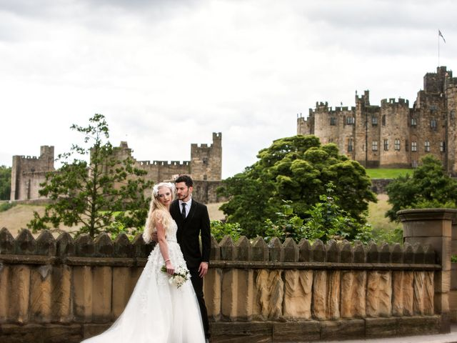 6 Northumberland Castle Wedding Venues Fit for Royalty